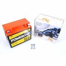 Poweroad GEL Batterie YTX12-BS 12AH Kawasaki VN 900 Custom, W 800 Cafe Style