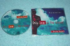Stephan Remmler Maxi-CD Only Love Is The Respuesta 4-track CD incl EXTENDIDO