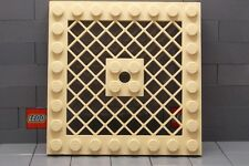LEGO: Plate 8 x 8 Grille with Center Hole (#4151b) Choose Your Color