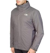 GIACCA + PILE THE NORTH FACE 3 IN 1 EVOLVE II TRICLIMATE JACKET BLACK INK GREEN
