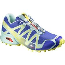 Scarpe TRAIL RUNNING Donna SALOMON SPEEDCROSS 3 W woman Wild Violet Gloo Blue