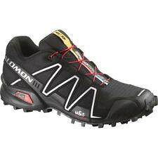 Scarpa Scarpe Trail Running SALOMON SPEEDCROSS 3 Black black silver