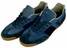 Scarpe Serafini Luxury Uomo Sneaker Men Art. 4522 Replica Blue