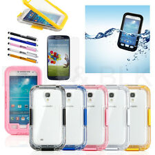 Cover Shock Impermeabile Sporco Neve Per Samsung Galaxy S4 IV i9500 Combo