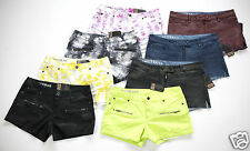 Neu All Star Converse Shorts Denim Jeans Hot Pants Hose Chucks Gr.28 UVP 59,95€