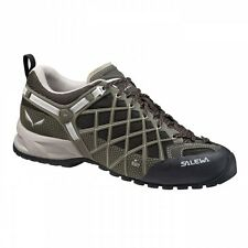 Scarpe Trekking Approach escursionismo SALEWA MS WILDFIRE VENT Black Juta