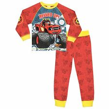 Blaze & the Monster Machines Pyjamas | Blaze and the Monster Machines PJs | NEW