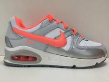 SCARPE SNEAKERS DONNA NIKE ORIGINALE AIR MAX COMMAND 412233 PELLE SHOES NUOVO