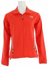 The North Face W Nimble Giacca impermeabile Donna softshell succosa red XS,S,L
