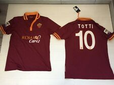 2668 AS ROMA CARES TOTTI 10 MAGLIA MAGLIETTA 2013 JERSEY AUTHENTIC MATCH SHIRT