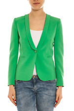 Giubbino Giacca Pinko Jacket -55% MADE IN ITALY Donna Verde 1B10VQ5282-T72