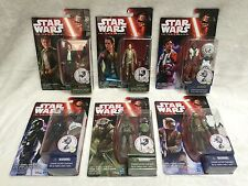 "Star Wars The Force Awakens 3 3/4 Inch 3.75"" - Choose Action Figure from List"