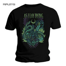 Official T Shirt AS I LAY DYING Metal  Cobra Snake Logo All Sizes