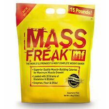 PHARMAFREAK MASS FREAK 5.45KG WORLD'S STRONGEST AND MOST COMPLETE WEIGHT GAINER