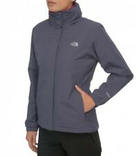 THE NORTH FACE W RESOLVE Insulated Jacke gefütterte Wetterjacke  greystone blue