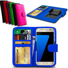 "Clip On PU Leather Flip Wallet Book Case Cover For BLUBOO Picasso 5.0"" Phone"