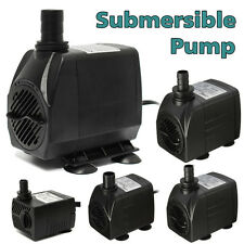 Aquarium Fish Tank Sumbersible Water Pump 300/600/1000/1500/2500 LPH