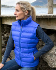 Ladies Result Padded Gilet Gillet Puffa  Womens Jacket Bubble 4 Colours 5 Sizes