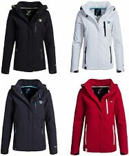 Giubbotto Geographical Norway Tchika donna Softshell Giacca Impermeabile Anapurn