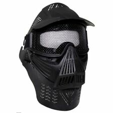 "Gesichtsschutzmaske ""Airsoft De Lux"" Paintball Gotcha Security Equipment"