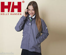 Helly Hansen Kinder Helly Tech Aden Jacke Schule Mantel Grau 128 140