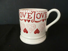 EMMA BRIDGEWATER SAMPLER SALE  1/2 PINT MUG 1ST QUALITY NEW RARE DISCONTINUED