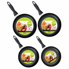 High Quality Set Of Induction Hob Base Frying Pans Non Stick Cooking Aluminium