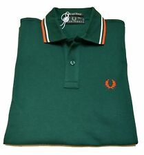Polo T-shirt Maglia Uomo Men Fred Perry Made Italy Light and Stretch Slim 3133