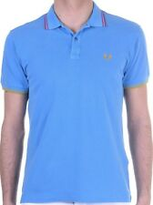 Polo T-shirt Maglia Uomo Men Fred Perry Made Italy slim fit V0052