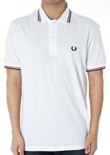 Polo T-shirt Maglia Uomo Men Fred Perry Made Italy piquet uniti 2895