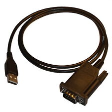 FTDI USB to RS232 DB9 Serial Port Adapter Cable - 2m long