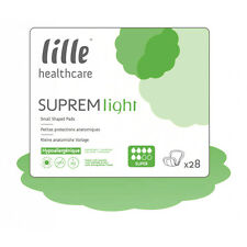 Lille Suprem Light Small Shaped Insert Pads Super (Choose Size)