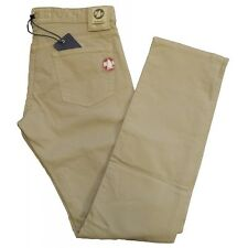 Jeans Pantaloni Uomo Men Murphy & Nye Trousers Harry Beige