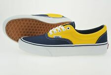 Vans Era Golden Coast Sneaker Skate Schuhe Dress Blue / Yellow