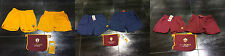 FW16 AS ROMA COSTUME BOXER AMISTAD JUNIOR OFFICIAL MARE BEACH TOTTI SWIMMING
