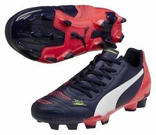 Puma evoPOWER 4.2 FG Junior Football Boots Sizes:( UK 1 - 5.5 ) 103228-01
