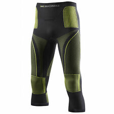 X-Bionic Man Accumulator EVO Energy Hose medium Funktionshose Laufhose Pant 3/4