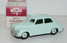 MICRO MODELS 1/43 MM512 - HOLDEN FX SEDAN - LIGHT GREEN