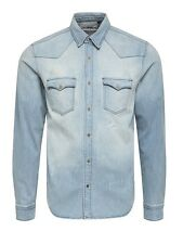 JACK & JONES - DENIM SHIRT - Jeans Hemd - Men / Herren