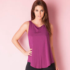 Womens Under Armour Power Up Tank Top In Aubergine From Get The Label