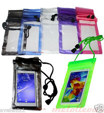 Funda impermeable Universal Acuatica Smartphone para Movil 5''Sumergible 15 x 9