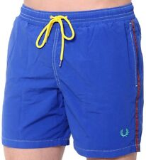 Boxer Mare Fred Perry Costume Pantaloncino Man Uomo 7072