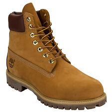 Mens Timberland 6 Inch Premium Boots In Wheat From Get The Label