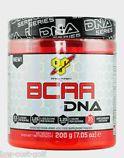 BSN BCAA DNA Branched ChainAmino Acid Lean Muscle Recovery 35 serv Unflavoured