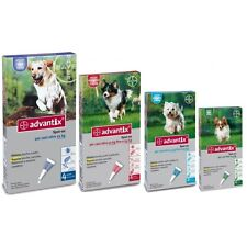 Advantix Bayer Spot On antiparassitario per cane di diverse taglie