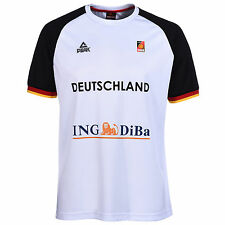 PEAK Shooting Shirt Germany 2016 Weiß T-Shirt Trikot Basketball Deutschland DBB