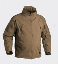 HELIKON TEX ARMY TROOPER LIGHTWEIGHT US Soft Shell Outdoor Jacket JACKE COYOTE