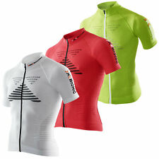 X-Bionic Biking Man Effektor Power Shirt Full Zip Fahrrad Funktionsshirt Biking