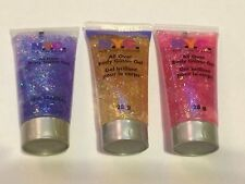2 X NYC New York Colour All Over Body Glitter Gel  *Various Colours*