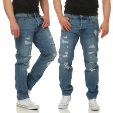 JACK & JONES - Mike ORIGINALE am437 - Comfort Fit - Uomo / Jeans Pantaloni Uomo